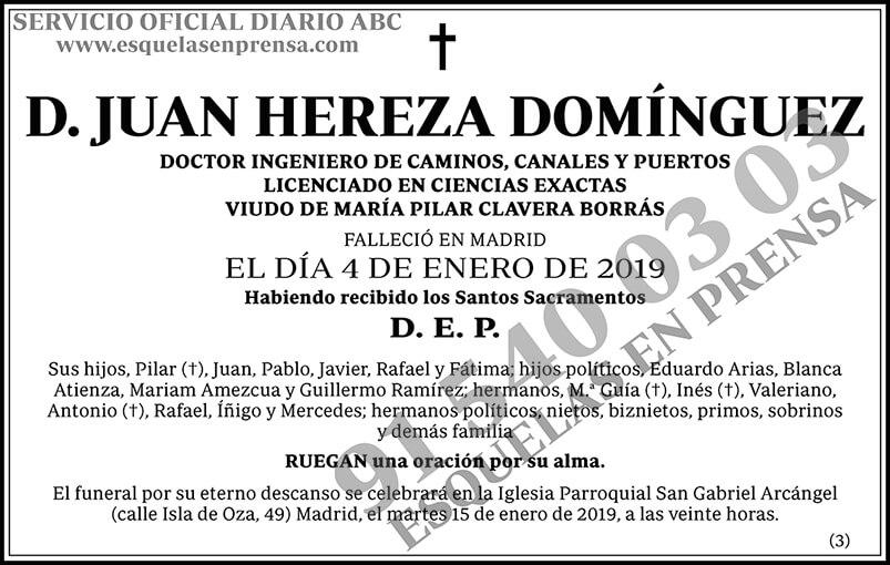 Juan Hereza Domínguez