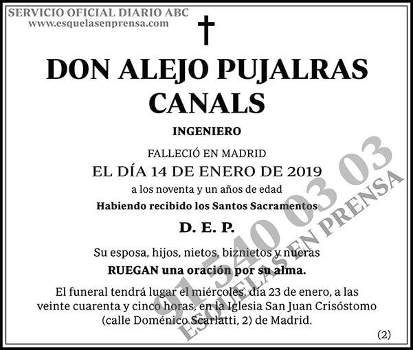 Alejo Pujalras Canals