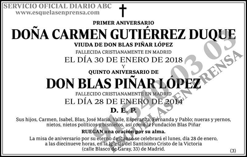 Carmen Gutiérrez Duque
