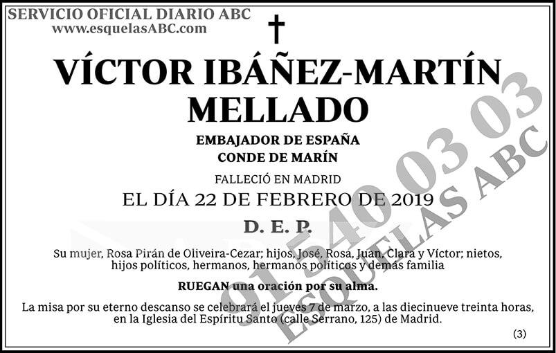 Víctor Ibáñez-Martín Mellado