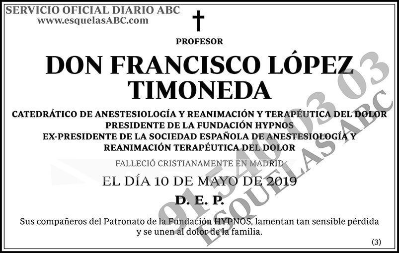 Francisco López Timoneda