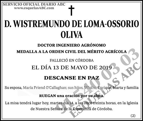 Wistremundo de Loma-Ossorio Oliva