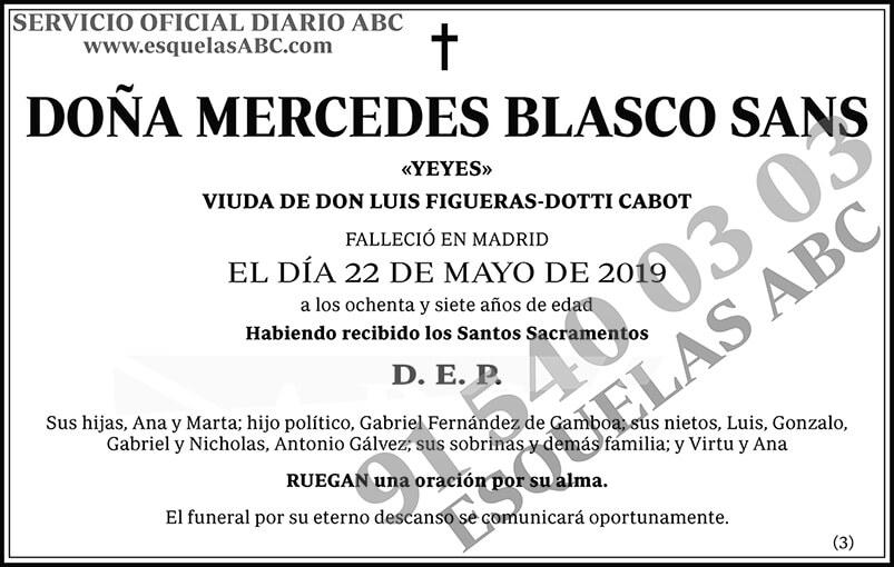 Mercedes Blasco Sans