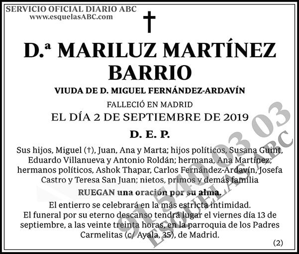 Mariluz Martínez Barrio