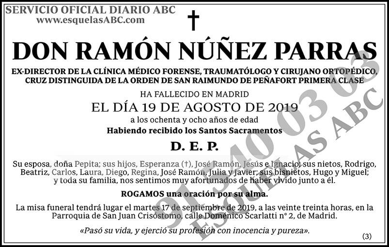 Ramón Núñez Parras