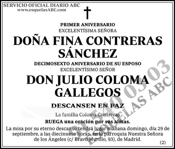 Fina Contreras Sánchez
