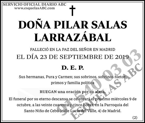 Pilar Salas Larrazábal