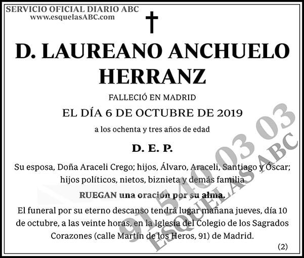 Laureano Anchuelo Herranz