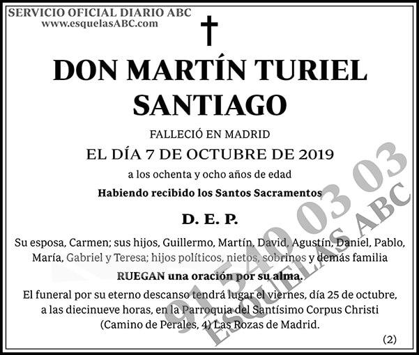 Martín Turiel Santiago