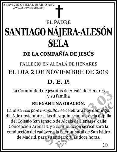 Santiago Nájera-Alesón Sela
