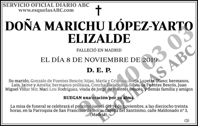 Marichu López-Yarto Elizalde
