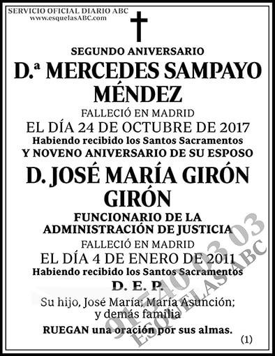 Mercedes Sampayo Méndez