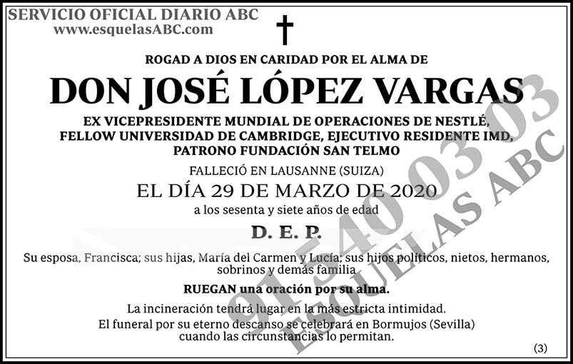 José López Vargas