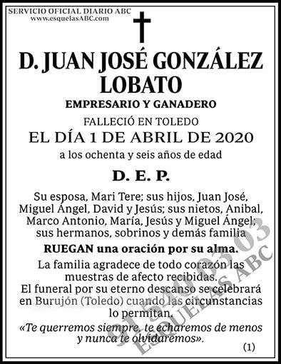Juan José González Lobato