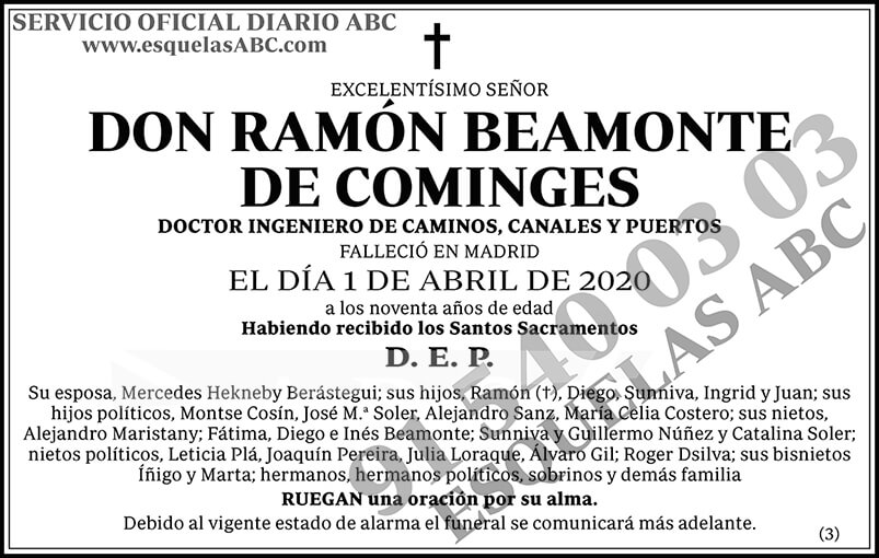 Ramón Beamonte de Cominges