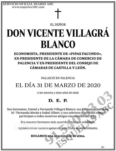 Vicente Villagrá Blanco