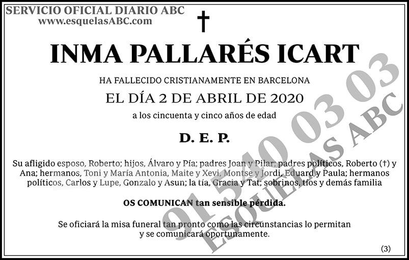 Inma Pallarés Icart