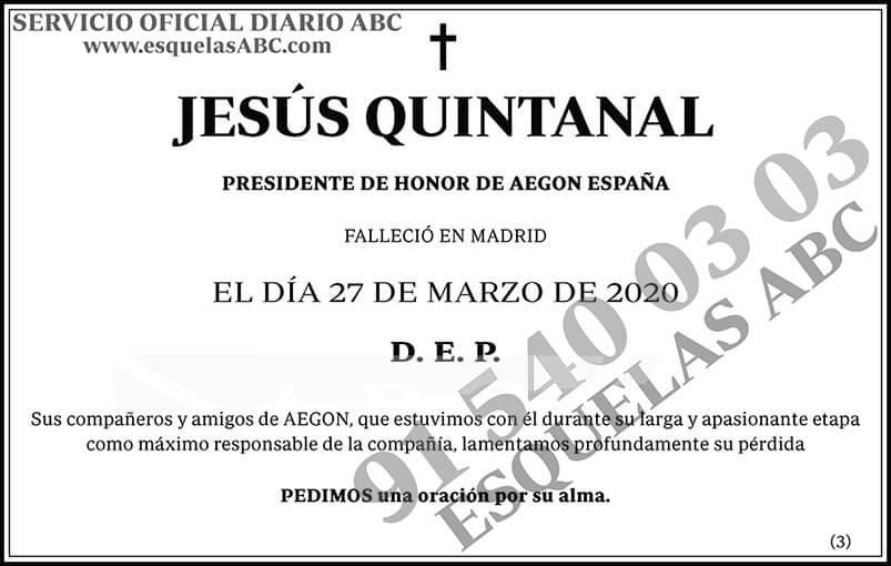 Jesús Quintanal San Emeterio