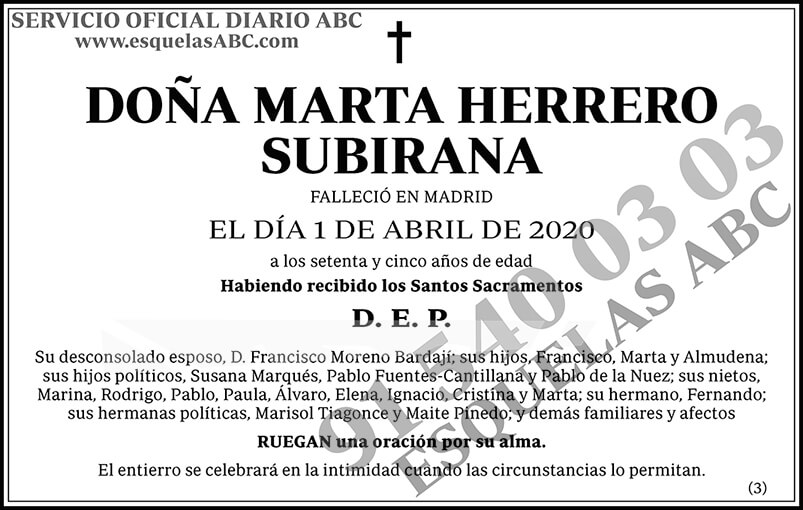Marta Herrero Subirana