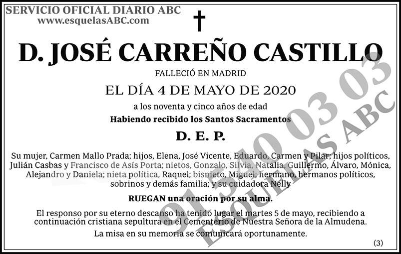 José Carreño Castillo