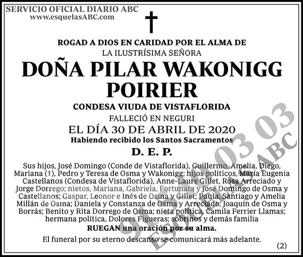 Pilar Wakonigg Poirier