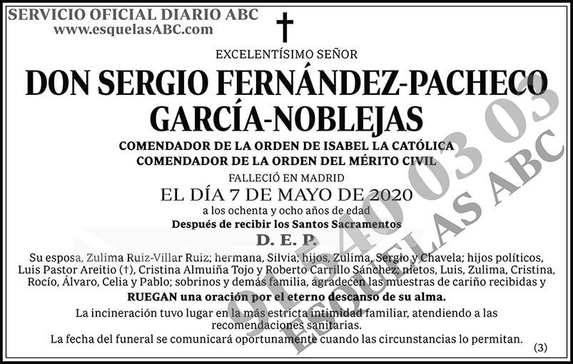 Sergio Fernández-Pacheco García-Noblejas