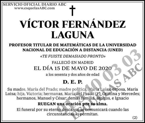 Víctor Fernández Laguna