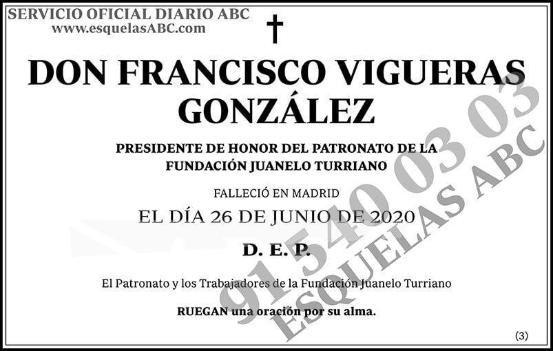 Francisco Vigueras González