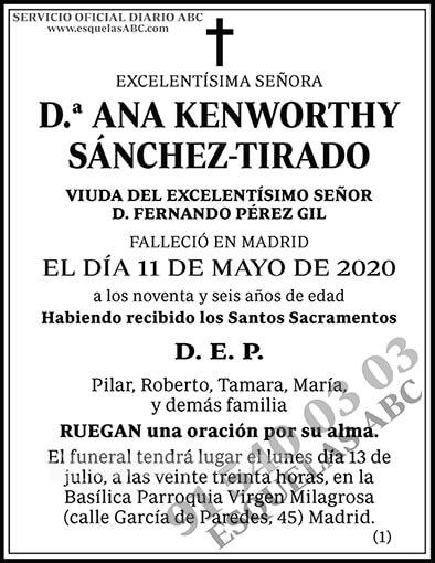 Ana Kenworthy Sánchez-Tirado