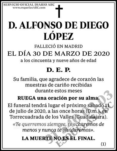Alfonso de Diego López