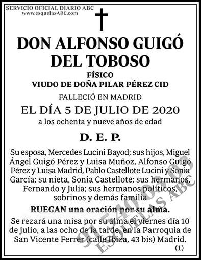 Alfonso Guigó del Toboso