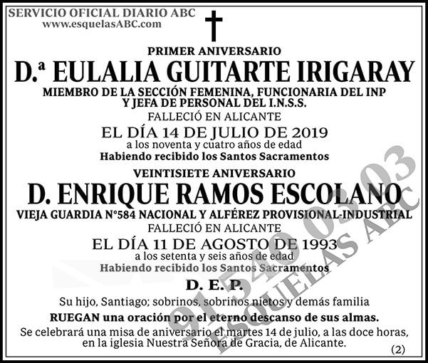 Eulalia Guitarte Irigaray