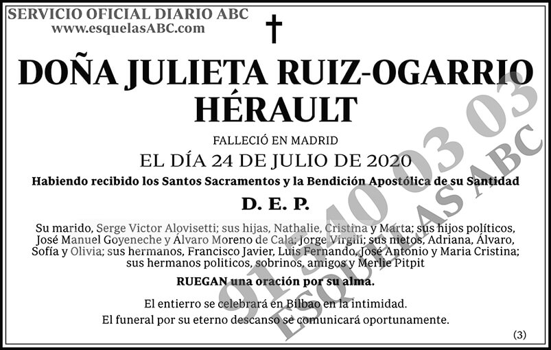 Julieta Ruiz-Ogarrio Hérault