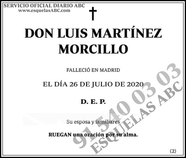 Luis Martínez Morcillo