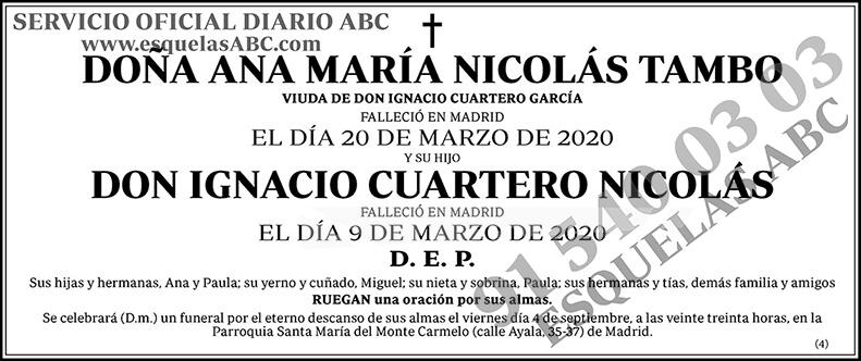 Ana María Nicolás Tambo