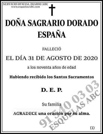 Sagrario Dorado España
