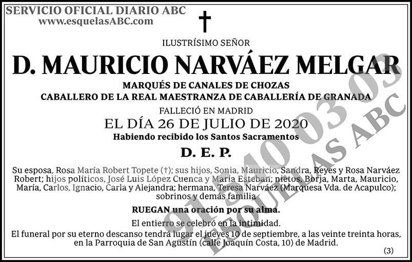 Mauricio Narváez Melgar