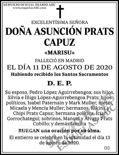 Asunción Prats Capuz