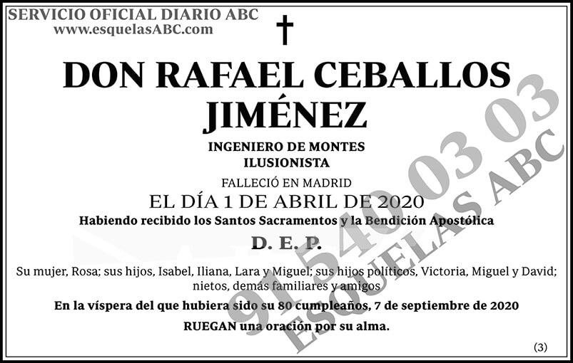 Rafael Ceballos Jiménez