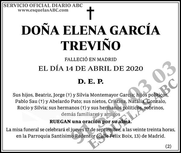 Elena García Treviño