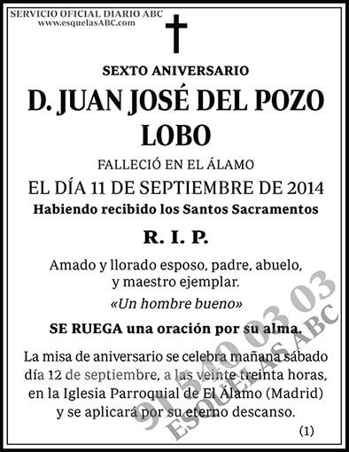 Juan José del Pozo Lobo