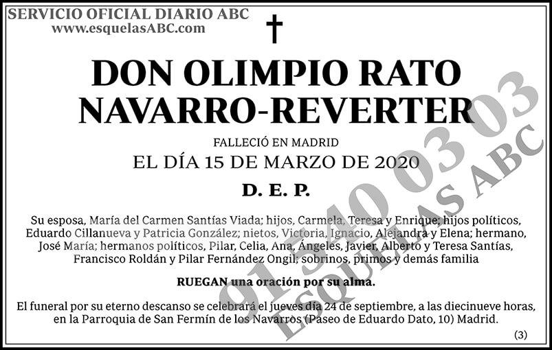 Olimpio Rato Navarro-Reverter