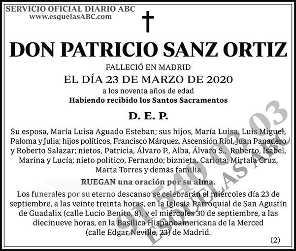 Patricio Sanz Ortiz