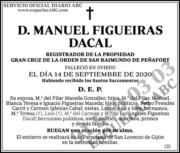 Manuel Figueiras Dacal