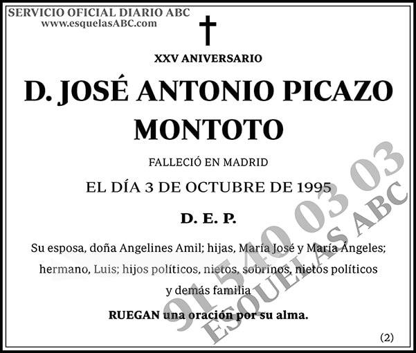 José Antonio Picazo Montoto