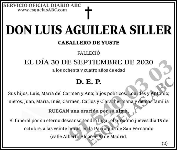 Luis Aguilera Siller