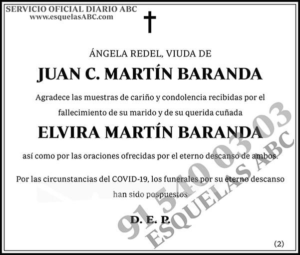 Juan C. Martín Baranda