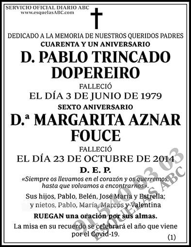 Pablo Trincado Dopereiro
