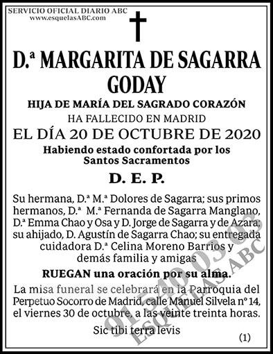 Margarita de Sagarra Goday