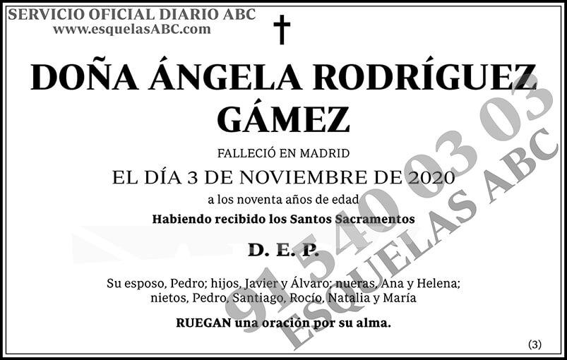 Ángela Rodríguez Gámez